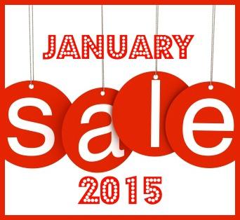 January Sales 2015