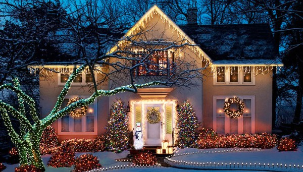 decorate your garden with led strip lights