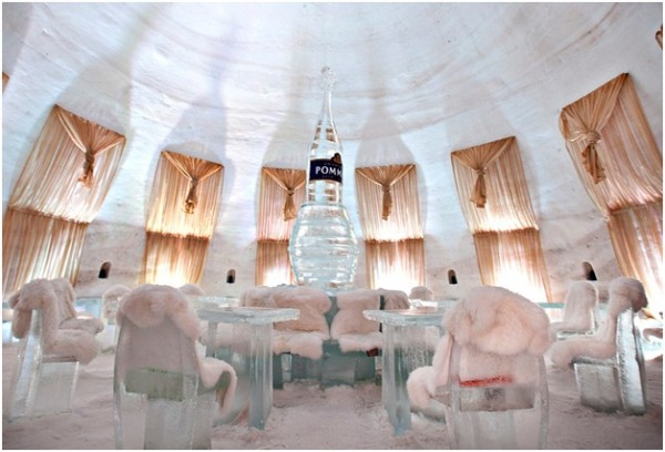 Coolest Ice Hotels Ever