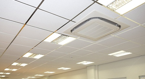 The Health Benefits Of Air Conditioning Systems In The Office