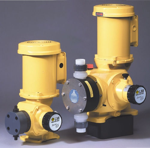 Diaphragm Pumps Incorporate An Overabundance Of Characteristics