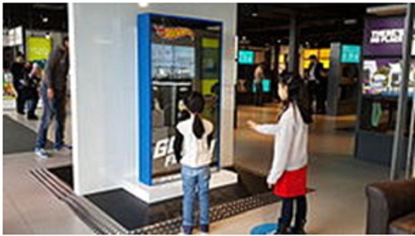digital sign-in system