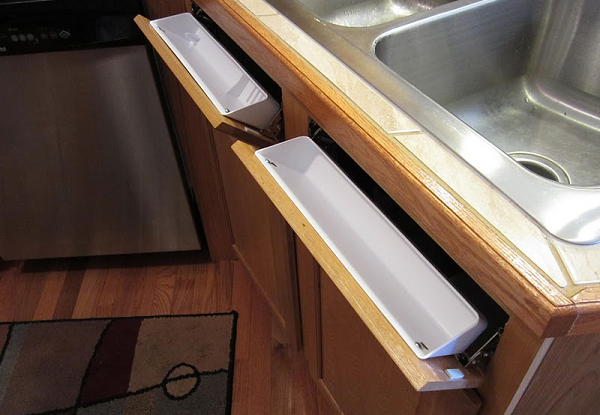 How Hidden Cupboard Storage Makes All The Difference To Your Kitchen